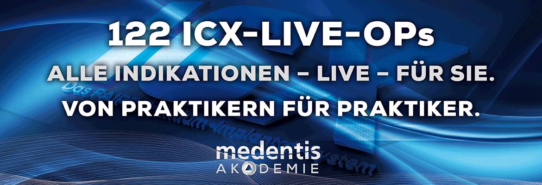 ICX-Web-OP's – aus der Praxis für die Praxis!